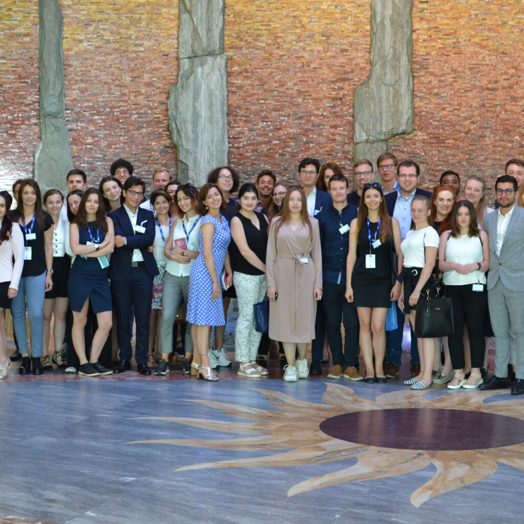 WIPO Visit and Lecture